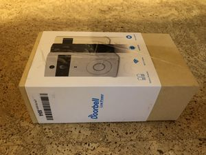 WiFi enabled DoorBell with video surveillance for Sale in Evansville, IN