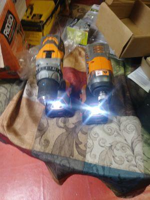 Ridgid drills for Sale in Atlanta, GA