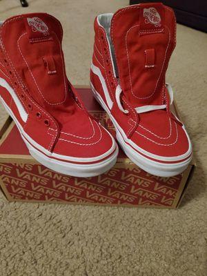 red vans for Sale in Killeen, TX