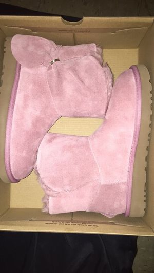 Pink UGG boots for Sale in Brooklyn, NY