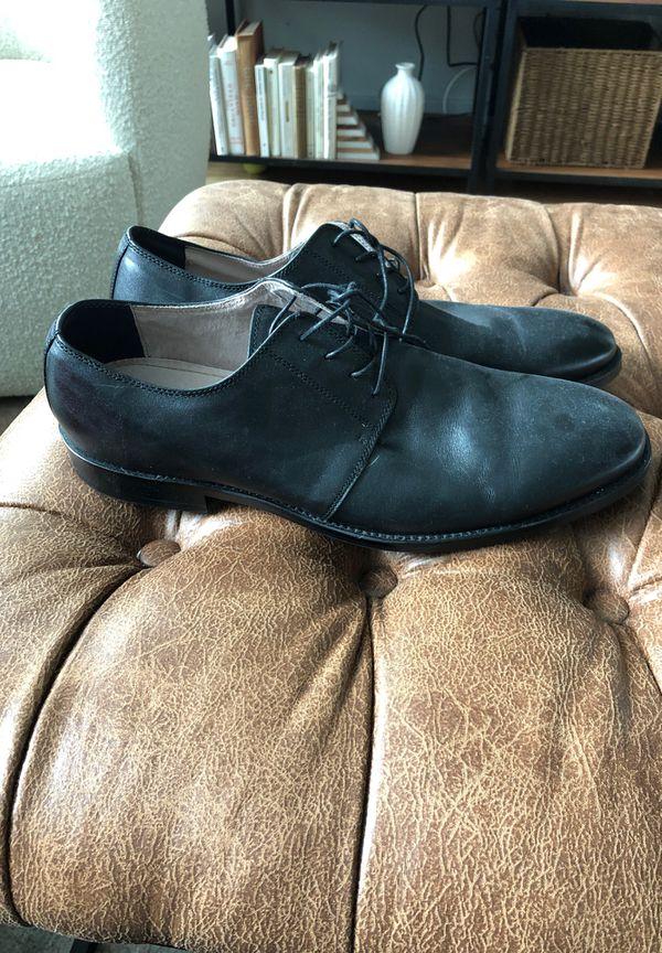 Banana Republic- Black Dress Shoes (11.5)