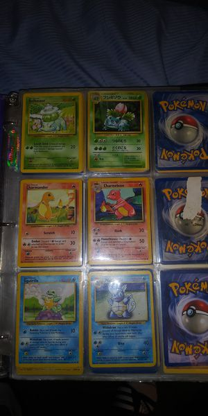Pokemon Cards and DBZ Cards for Sale in Dallas, TX