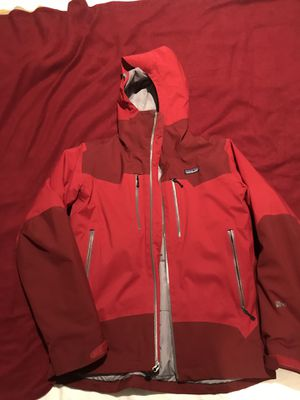 Patagonia H2No Fire and Ice waterproof jacket men's Medium for Sale in Lynnwood, WA