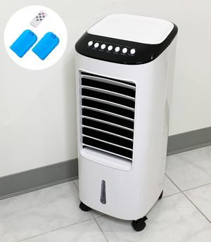 """New $75 Portable 11x11x27"""" Evaporative Air Cooler Fan Indoor Cooling Humidifier w/ Remote Control for Sale in Pico Rivera, CA"""