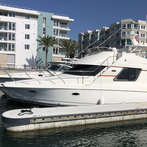 "Boat ""Silvertone- 352"" 2000, 41ft. for Sale in Los Angeles, CA"