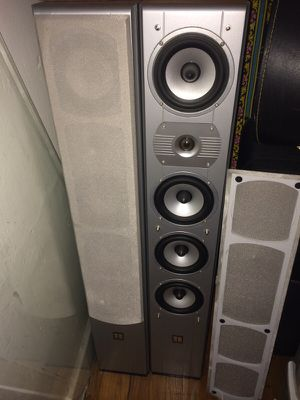 Theater Research tower speakers for Sale in Santa Monica, CA