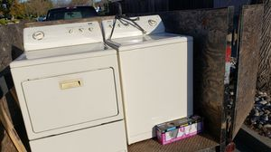 Kenmore washer and dryer for Sale in San Jose, CA