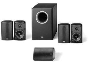 Canton Movie 150 Surround Speaker System for Sale in Anaheim, CA