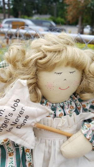 Doll for Sale in Tacoma, WA