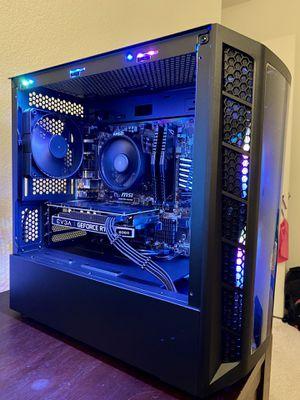Gaming Desktop PC Computer EVGA RTX 2060 KO for Sale in Chula Vista, CA