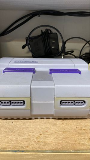 Super Nintendo for Sale in Aurora, IL