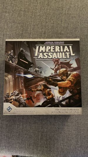 IMPERIAL ASSAULT Board Game - Lightly Used/Great Condition - Hollywood for Sale in Los Angeles, CA