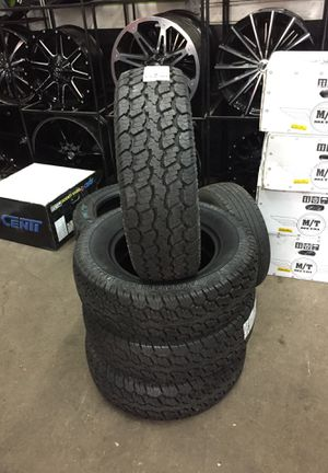 235/70R16 all terrain for Sale in Gresham, OR