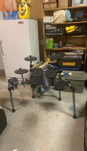 Simmons electric drum set for Sale in Westbrook, CT