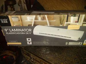 """9"""" Laminator in box for Sale in Aloma, FL"""