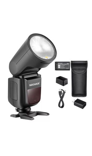 Neewer Godox V1-S Camera Flash Speedlight Compatible with Sony DSLRs for Sale in Philadelphia, PA