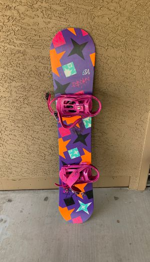 Snowboard for Sale in Fort McDowell, AZ