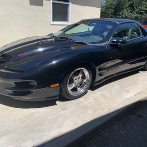 2001 Pontiac Trans Am Ws6 for Sale in Ontario, CA