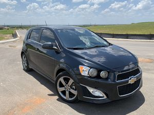 2015 Chevy Sonic RS for Sale in Saint Hedwig, TX