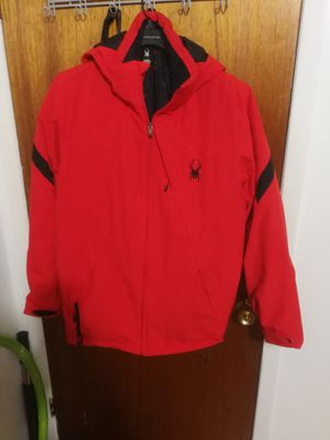 Spider hiking jacket RED XL/TG for Sale in Queens, NY