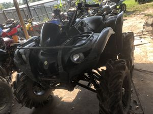 2011 Yamaha grizzly 700 Monster atv lifted for Sale in Roman Forest, TX