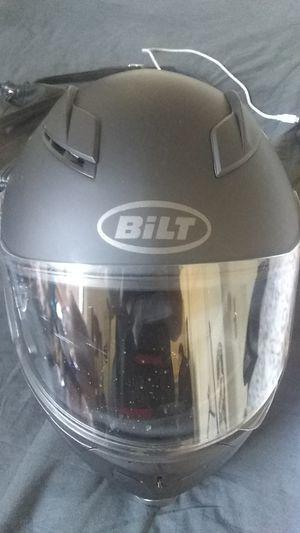 Bilt techno 2.0 Bluetooth motorcycle helmet for Sale in Seattle, WA