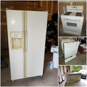 GE Appliance 4 Pack for Sale in Sterling, VA