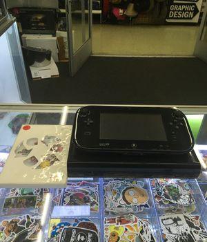 Nintendo Wii U System with Smash Bros. for Sale in San Bernardino, CA