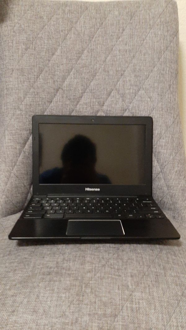 """Hisense Chromebook c11 11.6"""" cloud computer 16GB storage 2GB RAM Charger included"""