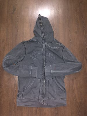 Converse Chuck Taylor Full ZIP Stitched Hoodie Sweater Adult Large for Sale in Tempe, AZ