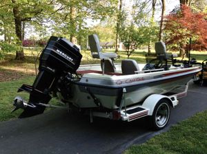 Cheetah bass boat for Sale in Lincolnton, NC