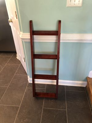 Bunk bed ladder for Sale in Chesapeake, VA