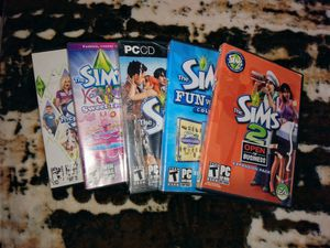 Sims PC games for Sale in Malabar, FL