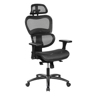 Ergonomic Office chair - black for Sale in West Park, FL