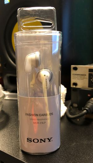 Sony fashion earbuds for Sale in Waterbury, CT