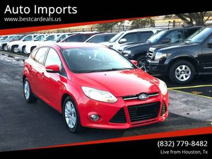2012 Ford Focus for Sale in Houston, TX