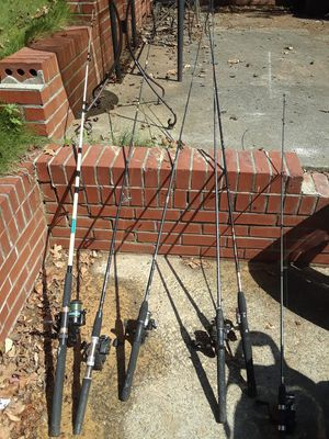 Fishing Poles for Sale in Atlanta, GA