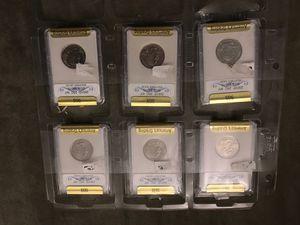 Graded Quarters ($2 each) for Sale in La Habra, CA