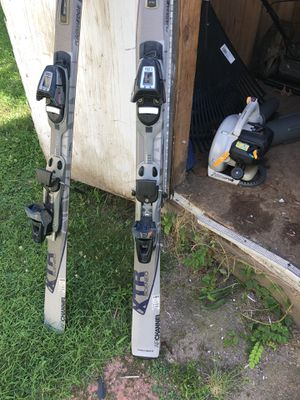 Fischer XTR SKIS with Salomon C509 bindings for Sale in West Deptford, NJ