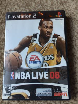 NBA LIVE 08 for Sale in San Francisco, CA