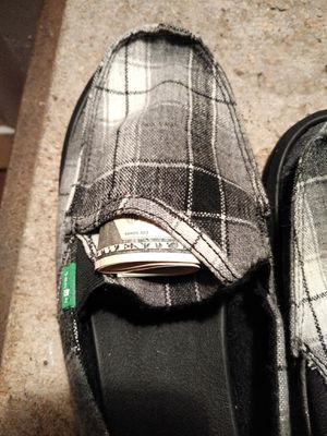 Sanuk loafers 9 for Sale in San Diego, CA