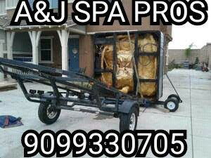 SPAS - HACUZZIS &HOT TUB MOVERS for Sale in Los Angeles, CA