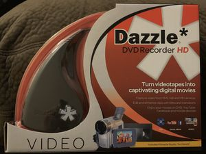 Dazzle DVD Recorder HD for Sale in Hayward, CA
