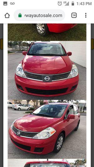 2008 Nissan Versa Hatchback for Sale in Lake Wales, FL