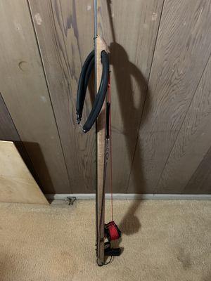 90cm hatch open track speargun for Sale in Aiea, HI