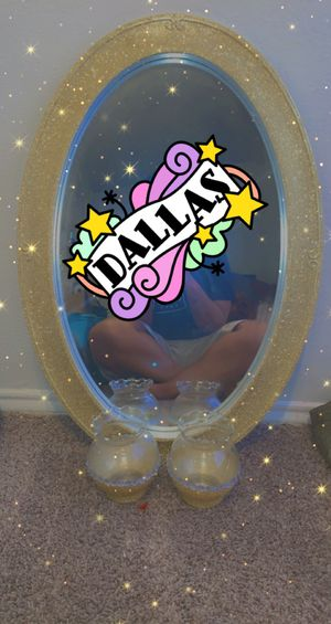 Custom Blinged Out Bottles & Mirrors for Sale in Dallas, TX