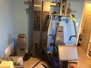 Weight machine (Weider Club) for Sale in Kyle, TX