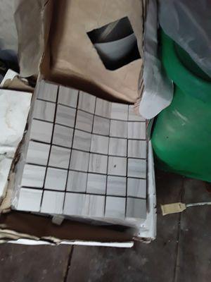 Tile shower floor. 13 piezas de 12× 12 inch for Sale in Miami, FL