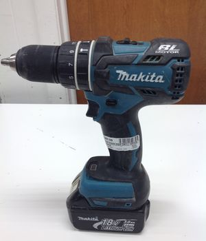 """MAKITA XPH06 18v brushless 1/2"""" hammer drill bare tool for Sale in Dearborn Heights, MI"""