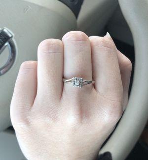 10k gold diamond ring size 6 for Sale in Douglas, GA